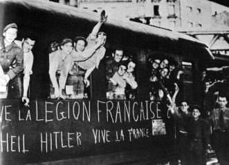 Незнакомая Франция: французы против СССР в годы Великой Отечественной войны