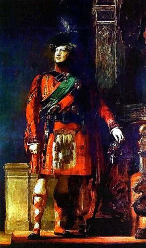 Георг IV в 1822-м году